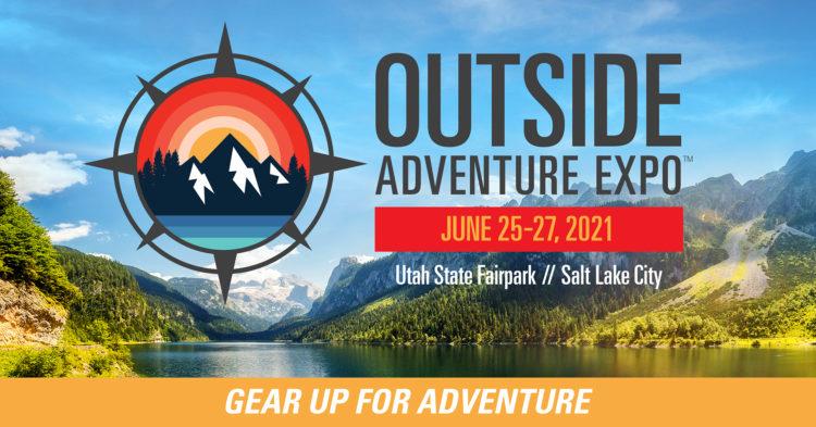 Join Us, Utah Outside Adventure Expo